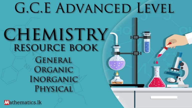 Chemistry Resource Books