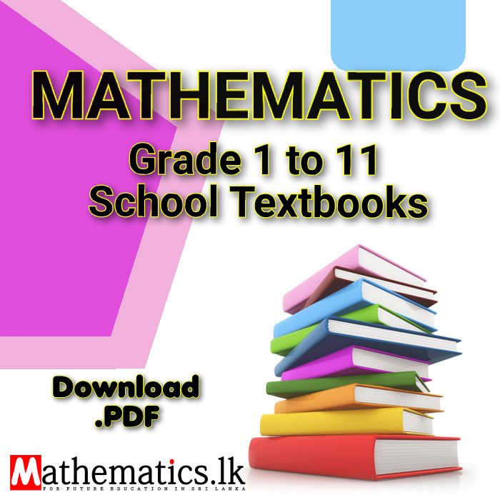 Mathematics Grade 1 to 11 Text Books for Download post