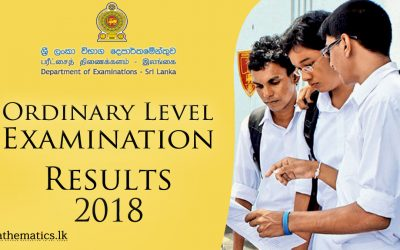 Ordinary Level Results 2018 post